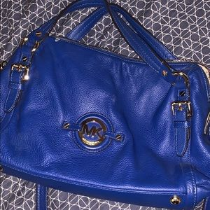 Michael Kors Blue Hand bag